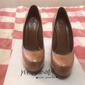 Women s Yves Saint Laurent Sexy Shoes on Poshmark 4ad48195815